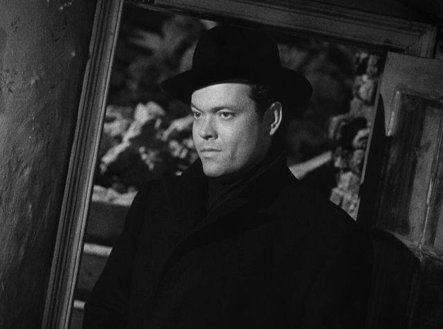 Orson Welles The Third Man